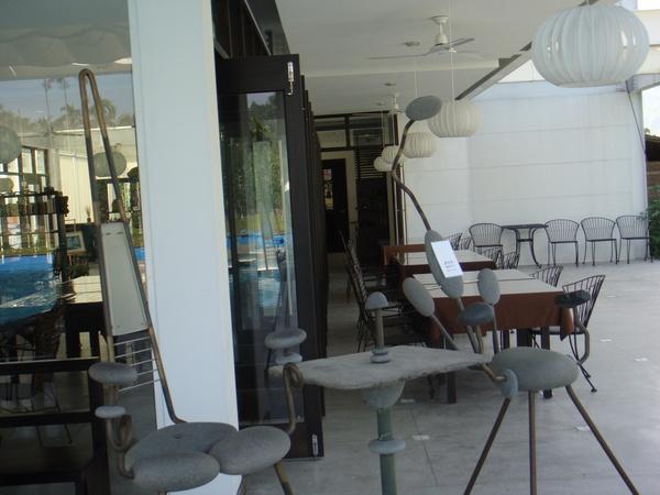 土夏生機花園 - 很貴的椅子 (20071215)