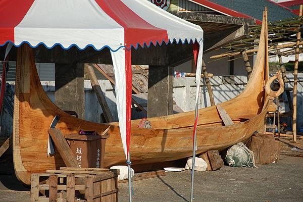 20110604蘭嶼16人大船未完工狀態01