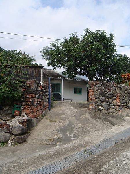 20101217‧太麻里千禧年迎曙光附近的住宅