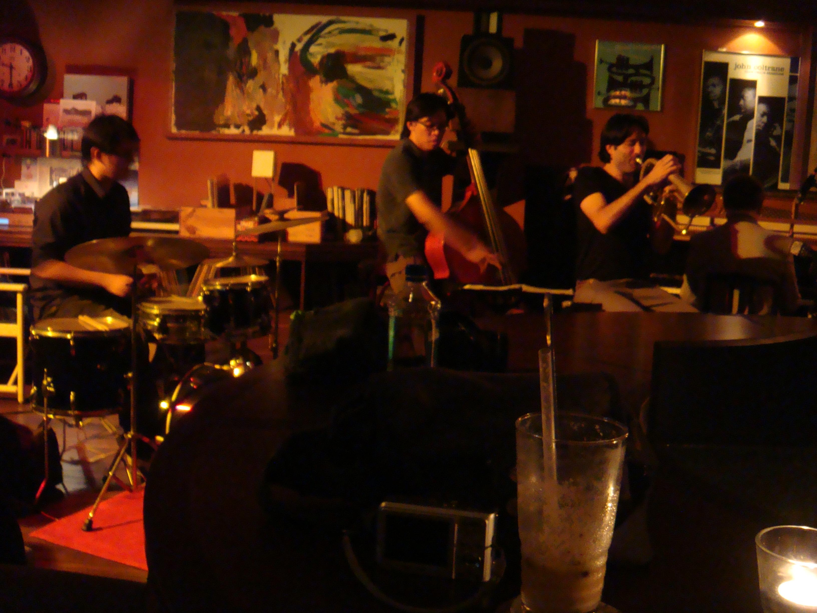 20110218-0219Marsalis Bar 馬沙里斯爵士酒館 很棒的一場音樂饗宴