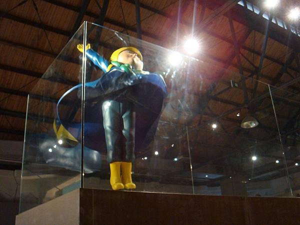 20110211(五)‧世界的角落特展,巨型小米
