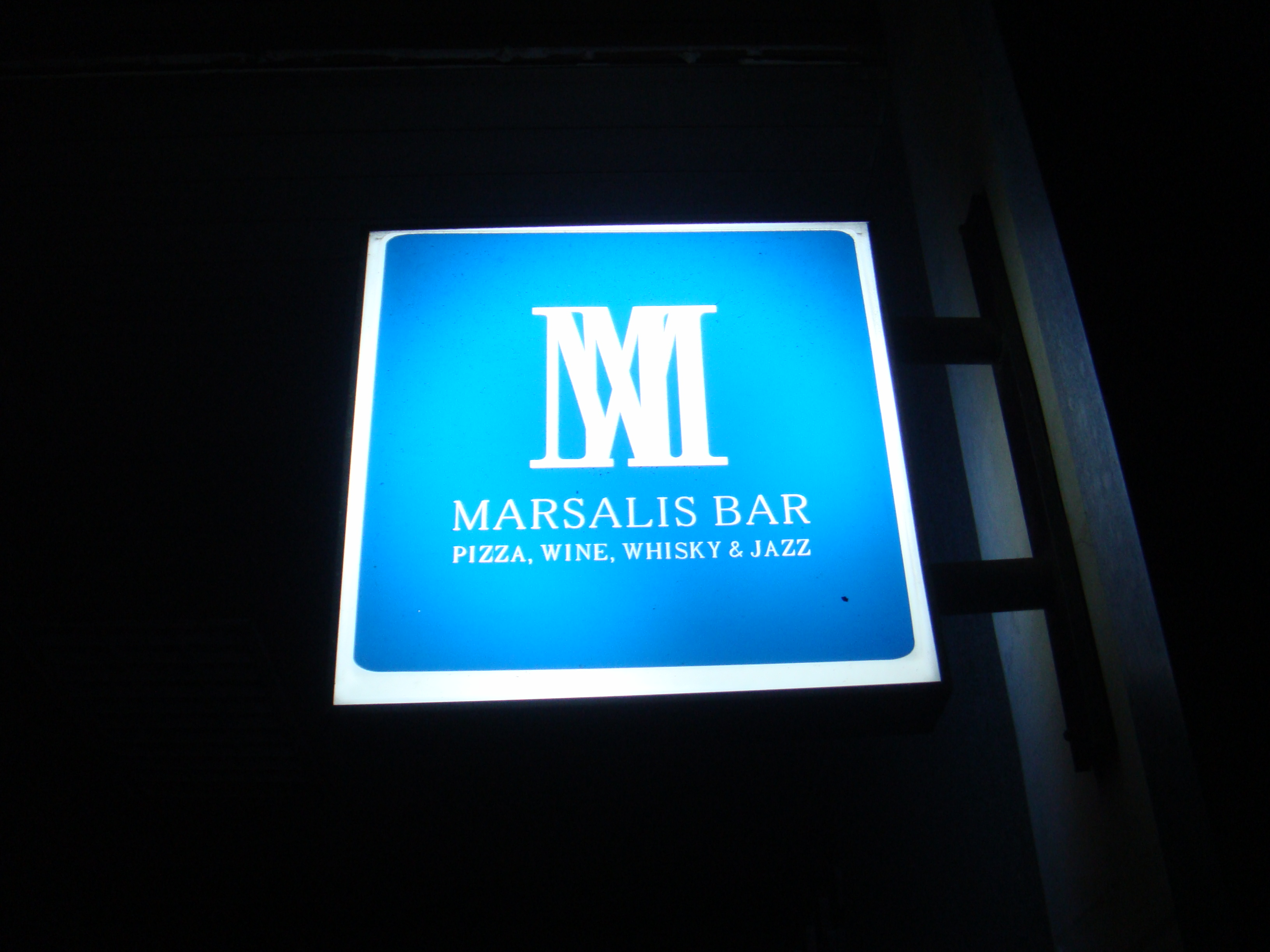20110218-0219Marsalis Bar 馬沙里斯爵士酒館