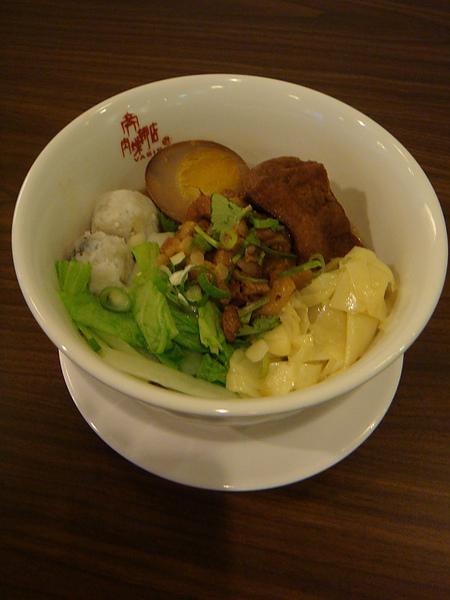 20110220肉燥飯店(文化中心店)VASIR粄條