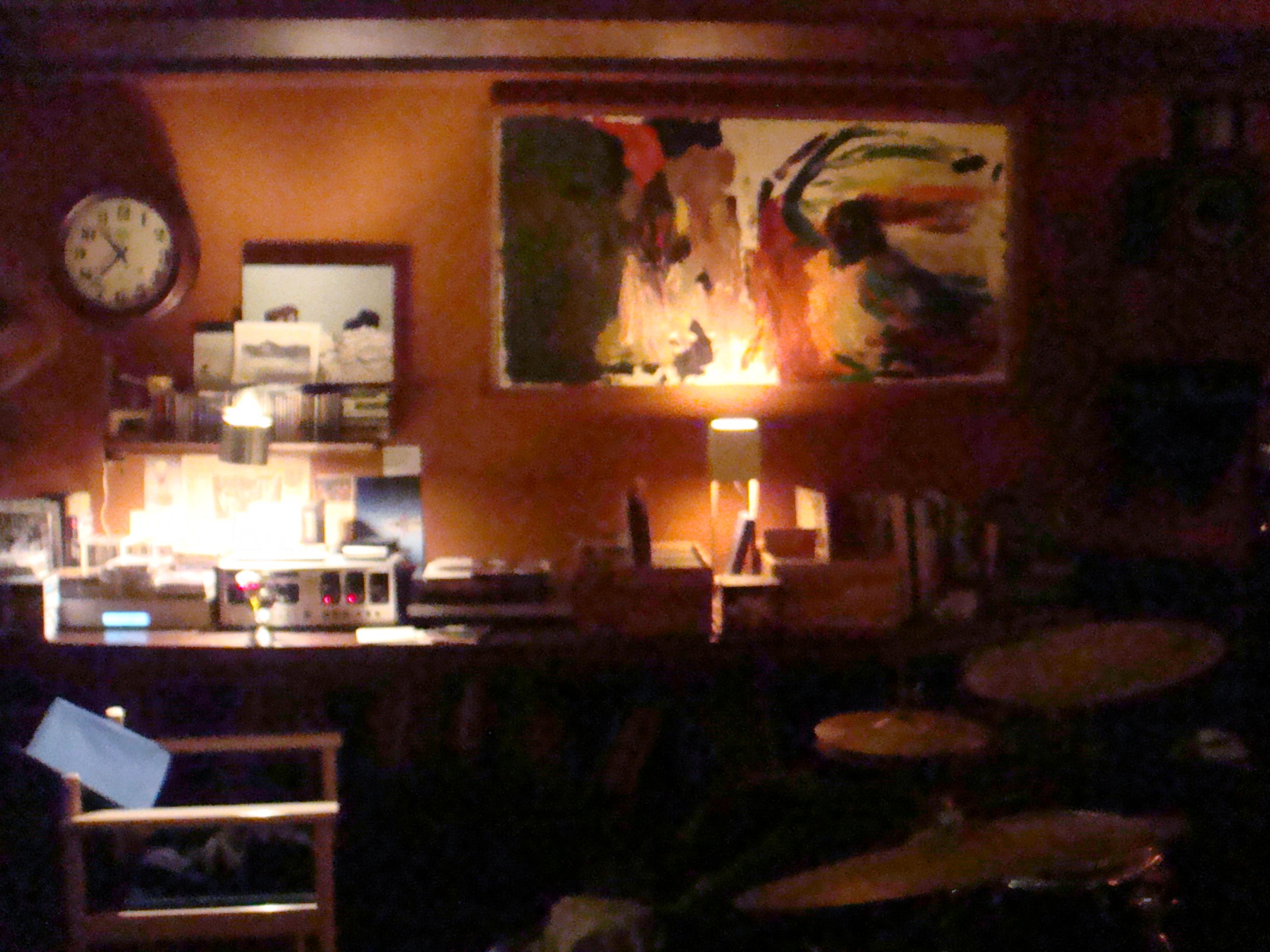 20110218-0219Marsalis Bar 馬沙里斯爵士酒館一隅01