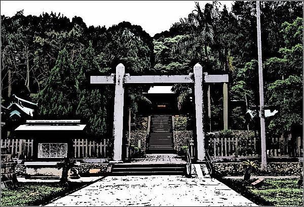 桃園神社(桃園縣忠烈祠)