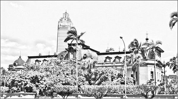 臺灣總督官邸(臺北賓館)