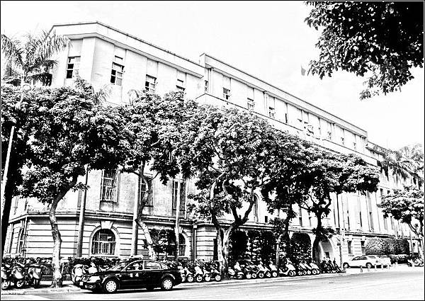 舊台灣總督府交通局遞信部