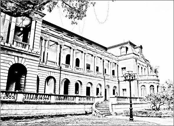 台北賓館(舊台灣總督官邸)