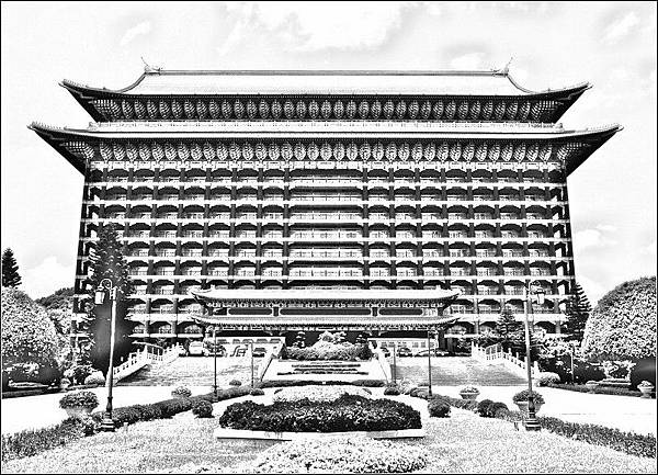 圓山大飯店(臺灣神社遺址)