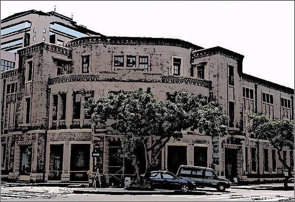 舊台灣教育會館(國家228紀念館)