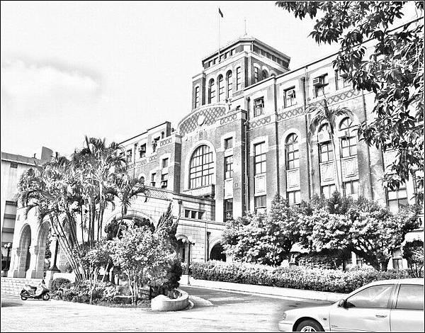 台灣總督府高等法院(司法院)