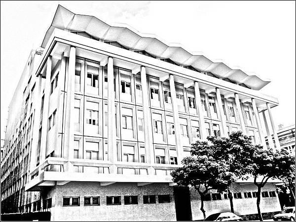 台灣總督府圖書館遺址(國防部博愛大樓)