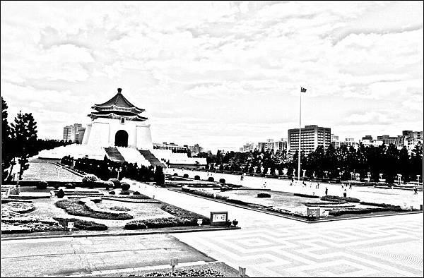 舊台灣步兵第一聯隊及山砲隊軍事駐地(中正紀念堂)