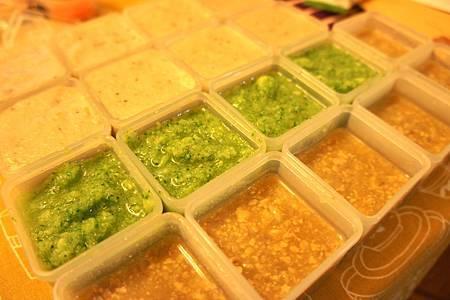 青花椰馬鈴薯飯泥佐起司洋菇肉醬汁5