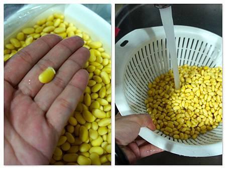 自製豆漿 2