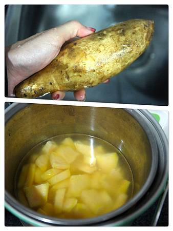 焗烤奶油黃金飯