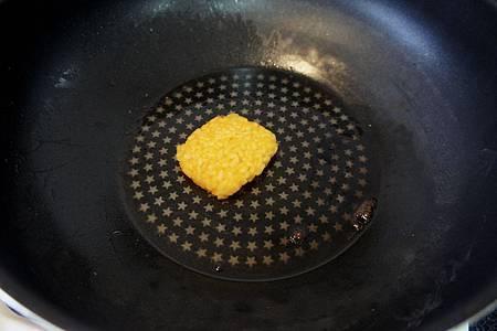 南瓜米餅 1