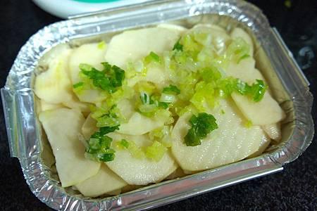 香烤千層馬鈴薯 2
