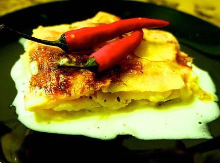 香烤千層馬鈴薯 7
