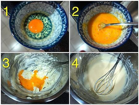 乳酪蛋糕之「水浴-隔水烘烤」3