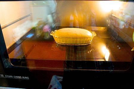 乳酪蛋糕之「水浴-隔水烘烤」7