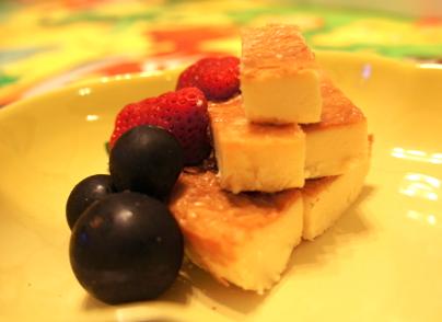 乳酪蛋糕之「水浴-隔水烘烤」12