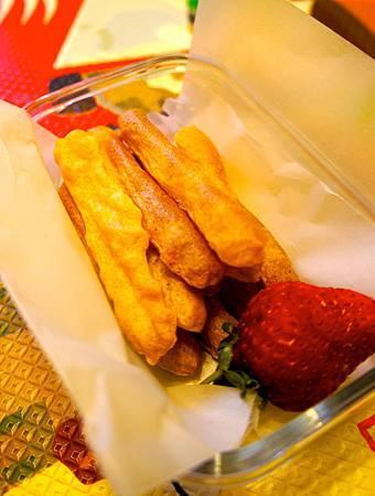 米餅棒 8
