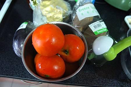 茄汁紫茄肉醬 1