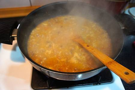 茄汁紫茄肉醬 6