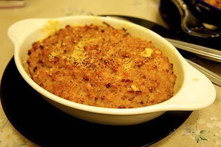 茄汁紫茄肉醬 11