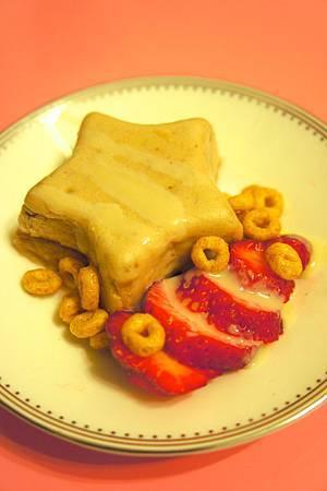 蒸鮮草莓蛋糕 5