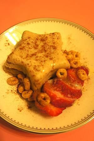 蒸鮮草莓蛋糕 6