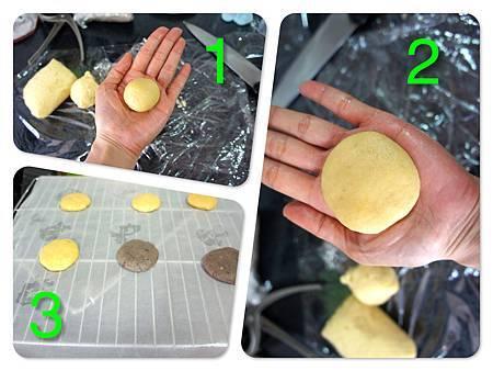 手工餅乾 (簡易鬆餅版) 8