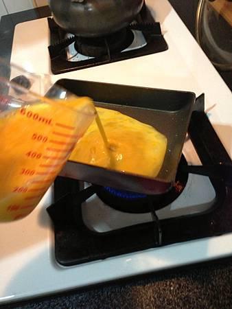 牛奶玉子燒 5