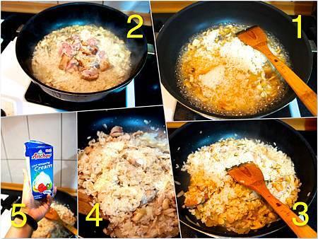 鄉村蘑菇雞肉燉飯 3