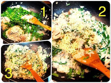 鄉村蘑菇雞肉燉飯 4