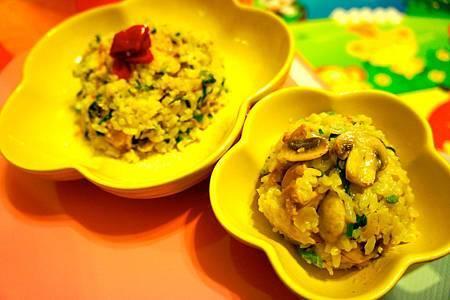 鄉村蘑菇雞肉燉飯 5
