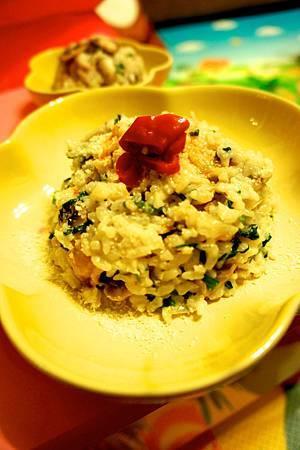 鄉村蘑菇雞肉燉飯 7