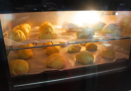 手製蘋果葫蘿蔔麵包 7