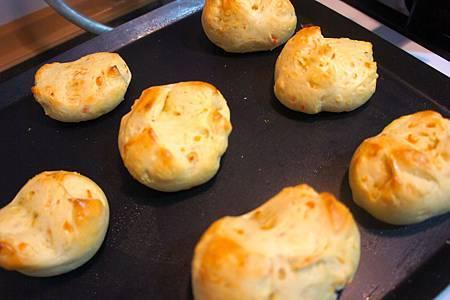 手製蘋果葫蘿蔔麵包 9