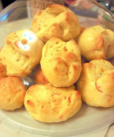 手製蘋果葫蘿蔔麵包 12
