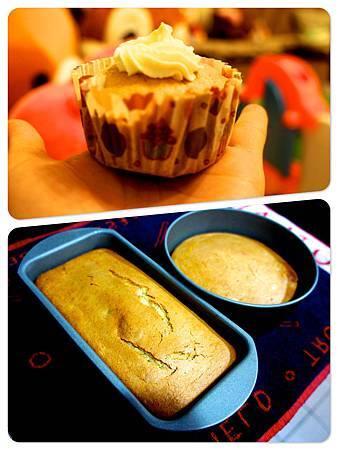 香蕉杯子蛋糕 12