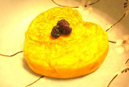 南瓜鬆餅 3