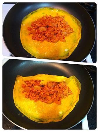 日式蛋包飯 3