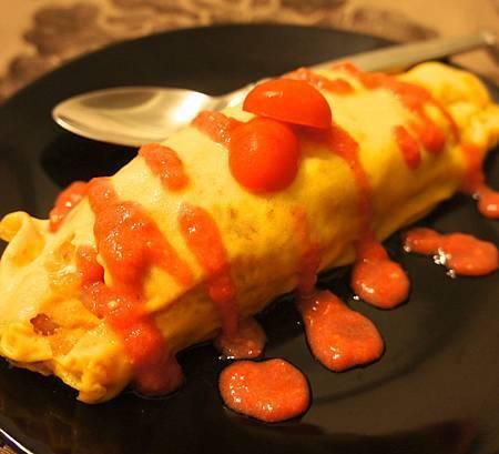 日式蛋包飯 7