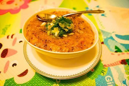 清蒸蘿蔔糕 5
