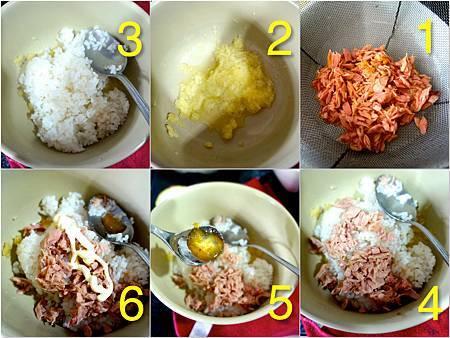 鮪魚飯糰 1