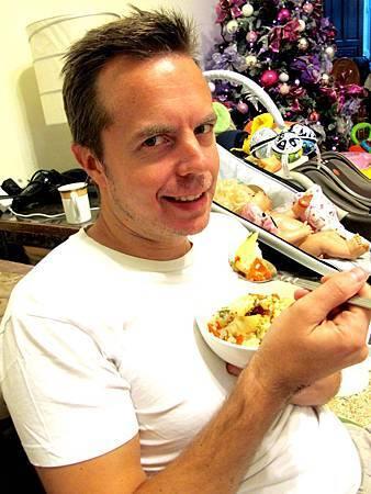 秋葵馬鈴薯燉飯 8