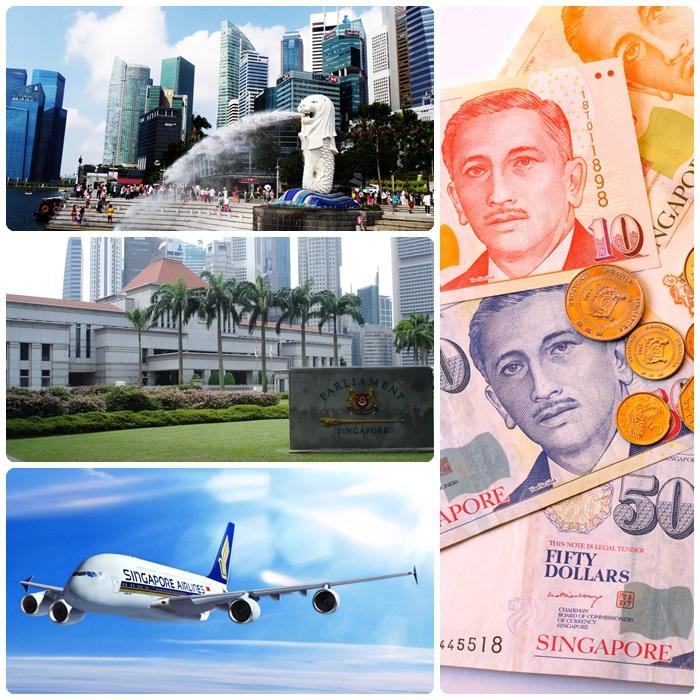 現代小國崛起的另一典範--新加坡
