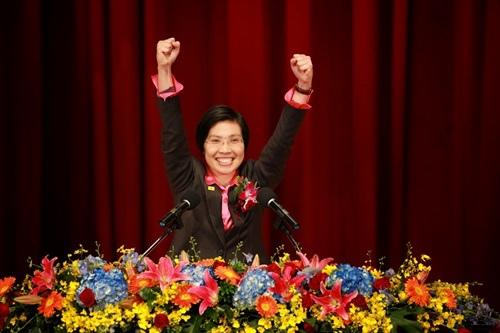 民國黨成立大會(來源:數位網路報)